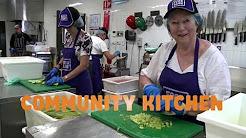 Foodbank WA's Community Kitchen