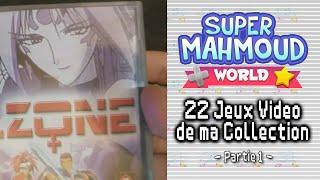 SMW / Episode 10 - 22 Jeux Vidéo de ma Collection sur Différentes Consoles (Section 1)