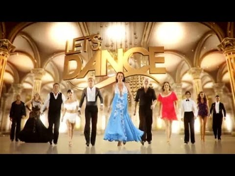 youtube lets dance