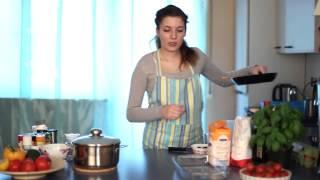 Afiyet olsun - Türkisch kochen mit Tatjana. Teil 3: Muhallebili tel kadayif