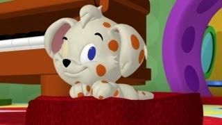 Клуб Микки Мауса - Сезон 1 серия 15 - Щенячьи Хлопоты |мультфильм Disney
