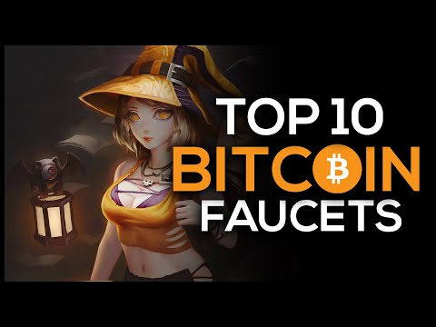 Top 10 Bitcoin Faucets