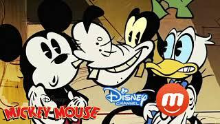 Mickey mouse shorts potatoland
