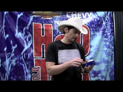 Brad Paisley interview with Wampler Pedals