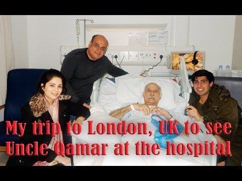 Last visit to Uncle Qamar, November 2017