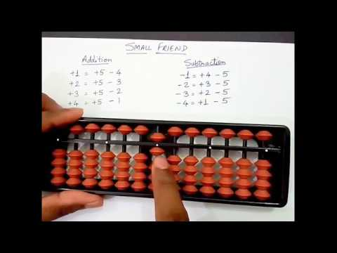 Abacus Tutorial : When & How to use the Small Friend concept