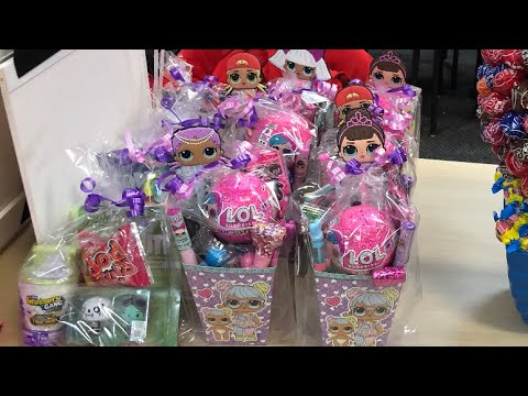 LOL Surprise Doll Loot Bags | Party Favors