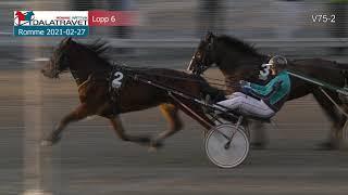 Vidéo de la course PMU PRIX STL-KALLBLODSDIVISIONEN