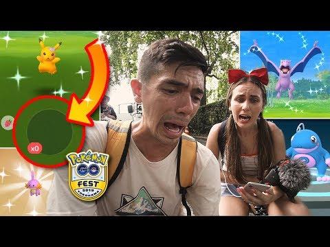 WHAT HAPPENS IF YOU FIND A SHINY WITH NO POKÉBALLS??! (Pokémon GO
