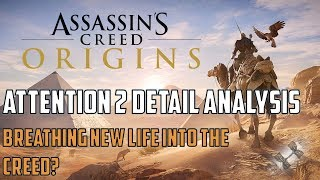Assassin's Creed:Origins The complete analysis across XB1-PS4-Pro visuals & frame-rates