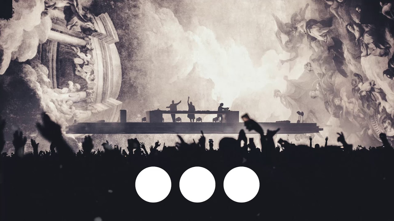 Swedish House Mafia - Underneath It All (Remake with vocals)