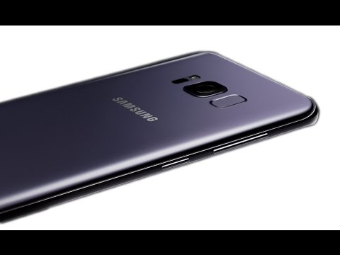 Samsung Galaxy S8 Sm G950f Orchid Grey Unboxing