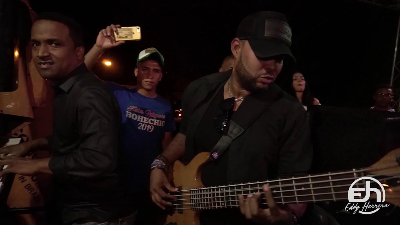 Eddy Herrera - Fiesta Popular - Bohechío- San Juan R.D.