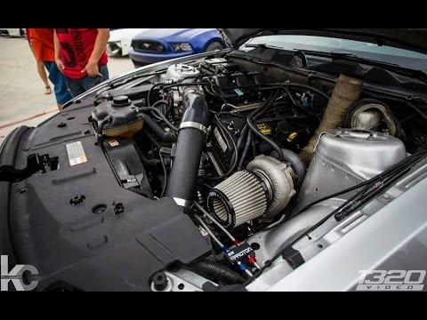 1000 Horsepower V6 Mustang Turbo beats GTR, Corvette Z06 and more   Killer  6