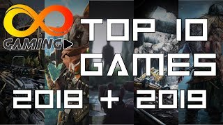 Top 10 NEW Upcoming Games  of 2018 & 2019- Cinematics Trailers   Unlimited Gaming