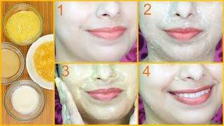 Pack Homemade facial