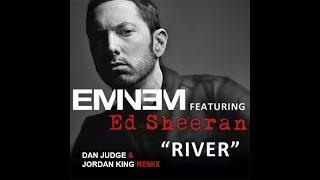 Eminem - River ft. Ed Sheeran (lyric video) مترجمة مع الكلمات