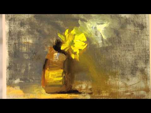 Stacy Barter Painting Demonstration [HD]