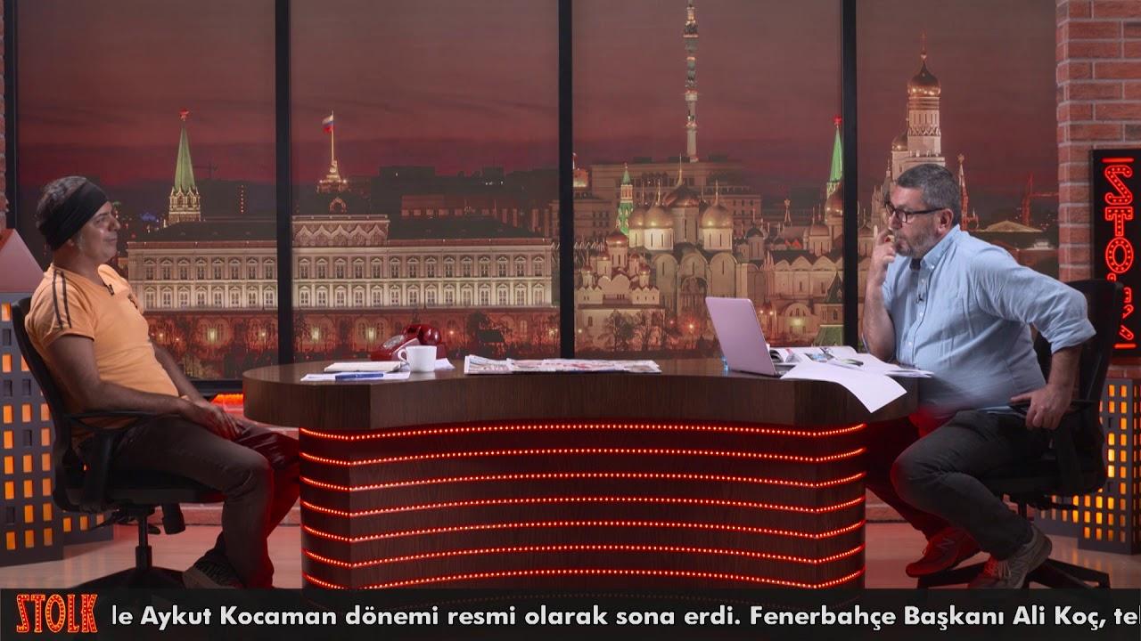 """Ali Ece ve """"Benjamin"""" Dizdar Sohbeti"""