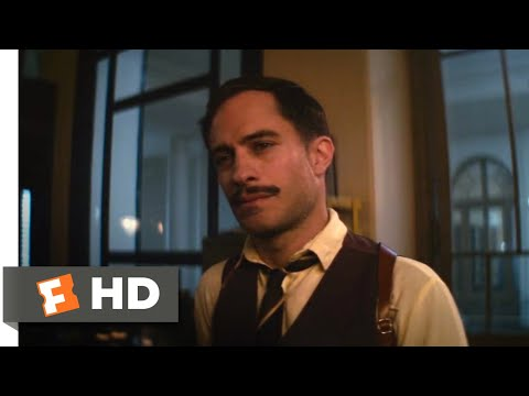 Neruda (2016) - Man To Man Scene (4/10) | Movieclips