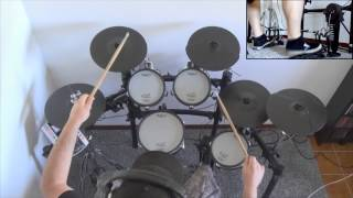 Download Video AVENGED SEVENFOLD - AFTERLIFE - DRUM COVER HQ HD - Superior Drummer 2.0 + Metal Machine MP3 3GP MP4
