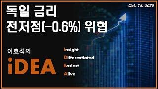이효석의 iDEA - 독일금리가 시사하는 것