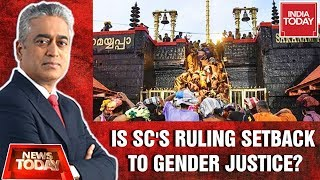 Is Supreme Court's Ruling On Sabarimala Setback To Gender Justice? | News Today