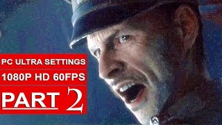 BATTLEFIELD 1 Gameplay Walkthrough Part 2 [1080p HD 60FPS PC ULTRA] Single Player - No Commentary