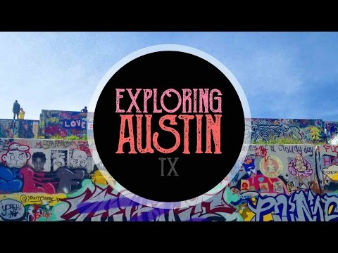 Exploring Austin, Texas during SXSW - a Tour with Drivin' & Vibin'