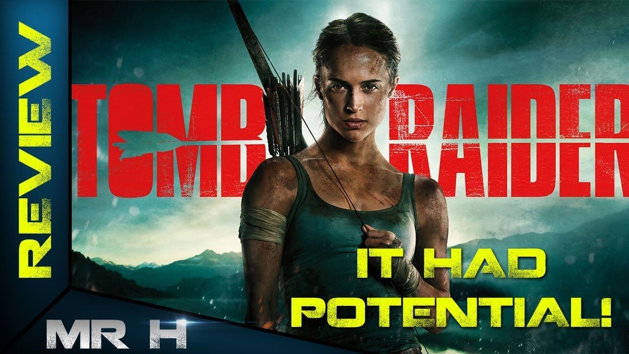 TOMB RAIDER 2018 MOVIE REVIEW