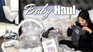 HUGE  Baby Haul! Gadgets, Clothes & Nursery Decor! MissLizHeart