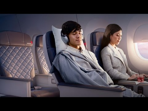 Delta Unveils New Class Between Business And Economy Mp3