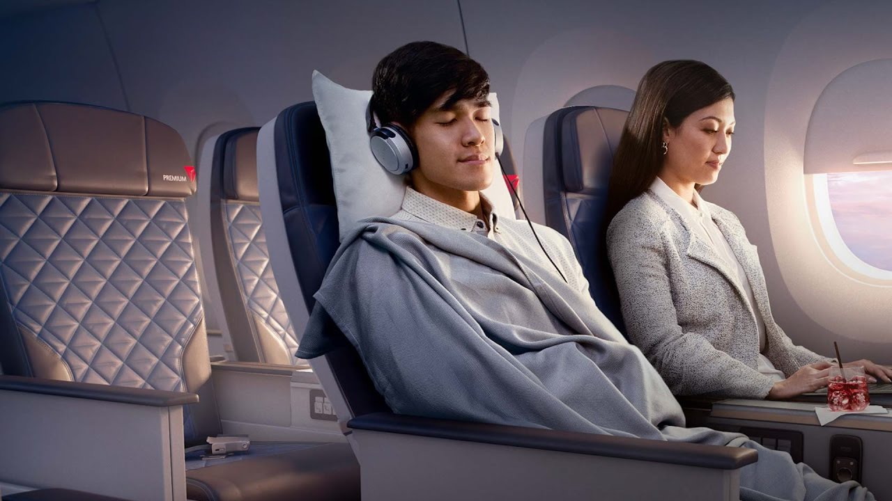 Delta Unveils New Class Between Business And Economy