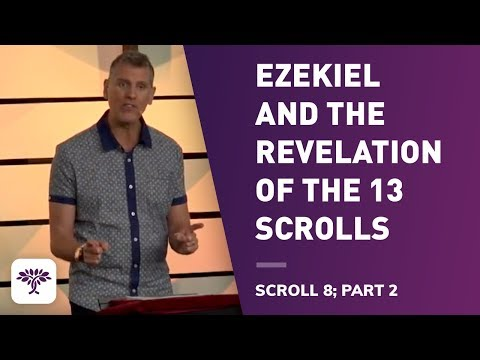 Ezekiel and the Revelation of the 13 Scrolls - Scroll 3 • Part 1 from YouTube · Duration:  1 hour 3 minutes 58 seconds