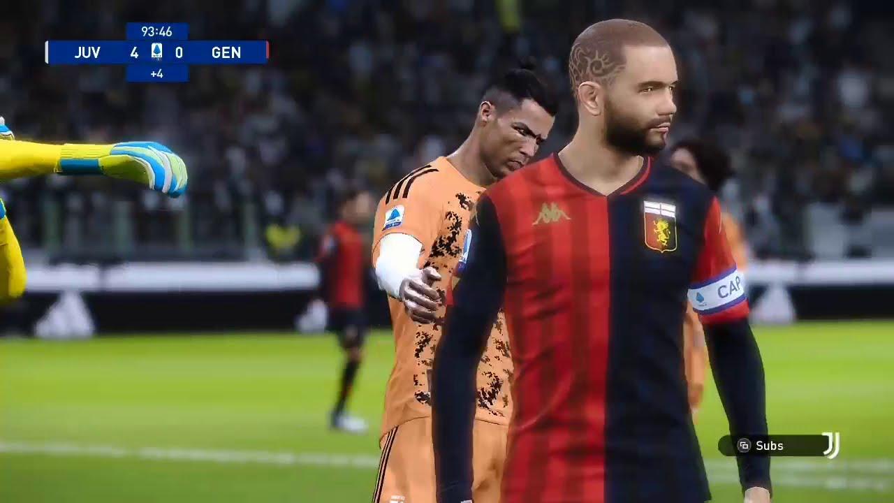 Juventus vs Genoa | Coppa Italia