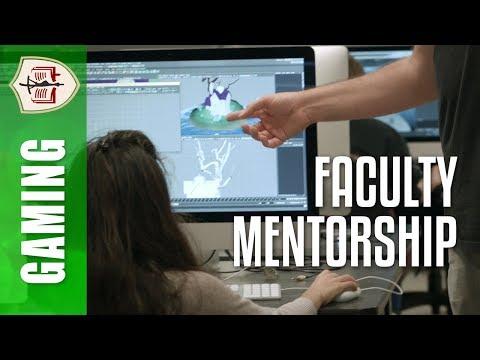 Faculty Mentorship | Game Development Program