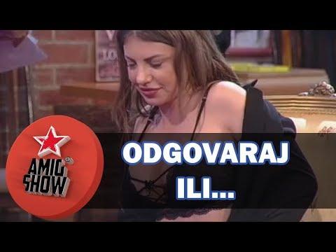 Odgovaraj ili... - Sha i Dragana Mitar (Ami G Show S11) E22