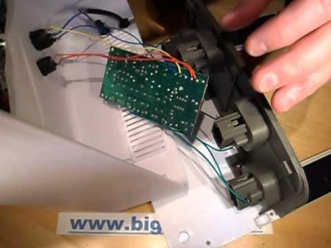 Review And Teardown Of UV Nail Polish Curer And PCB Developer - Wiring diagram uv light