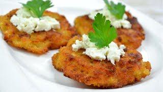 Placki ziemniaczane z serem feta - Jak zrobić - Smakowite Dania