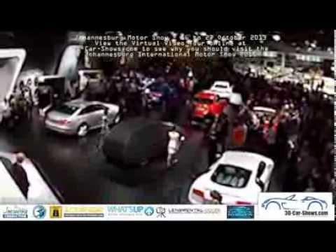 Johannesburg Motor Show Media Days