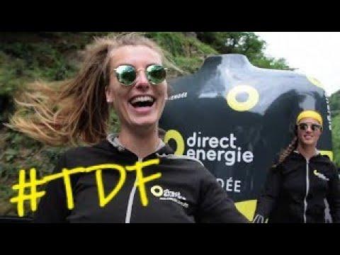 Tour de France 2017 : la caravane Direct Energie