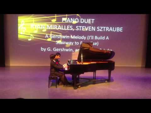 Ryan Miralles - I'll build a Stairway to Paradise