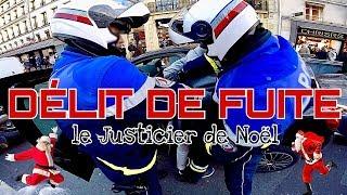 DELIT DE FUITE - le Justicier de Noël by : CHRIS-RS