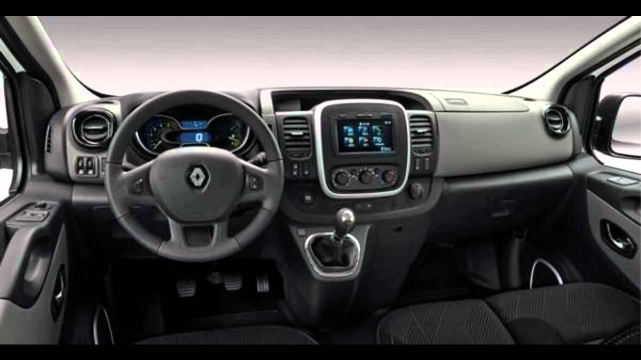 2015 Renault Trafic Picture Gallery - YouTube