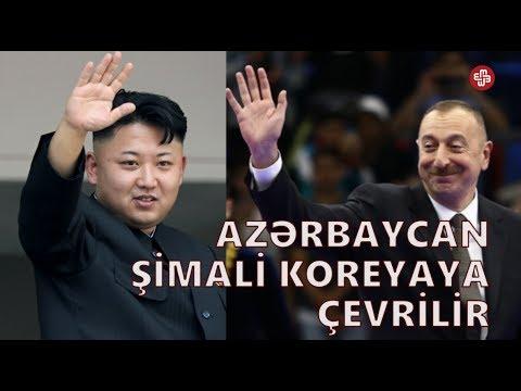 """Həftəlik İcmal - """"İlham Əliyev ölkəni Şimali Koreyaya çevirir"""""""