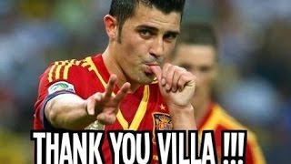 Video David Villa ► Spanish Legend ► Thank you for everything 2005-2014 download MP3, 3GP, MP4, WEBM, AVI, FLV Maret 2018