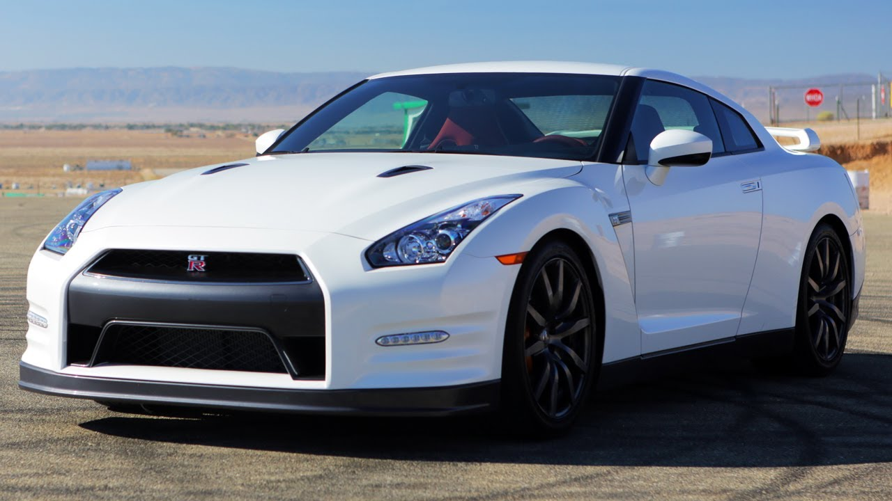 The One With The Nissan Gt R World S Fastest Car Show