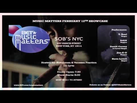 RAIN - BET MUSIC MATTERS FEBRUARY 12TH - | URLTV