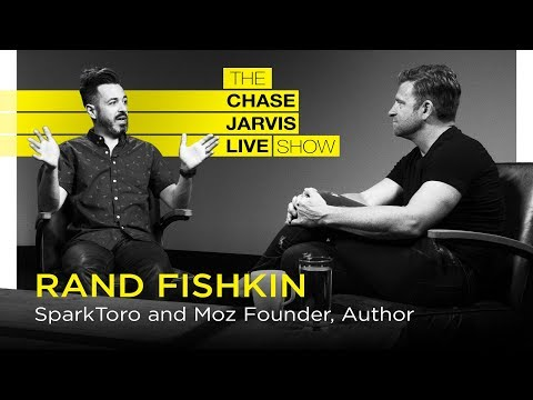 Unconventional Ways to WIN with Rand Fishkin | Chase Jarvis LIVE