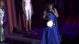 #2- Martha Reeves Motown Legend Singer Falls on Stage@Eric L Jones Show